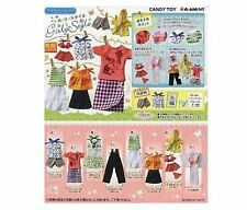 Re-Ment Petit Mode Collection Girly Style all assorted of 8 set