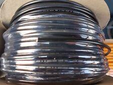 100 M Negro 2.5 mm 30AMP 12 V Cable Tri nominal Panel Telar de alambre marino Automotriz
