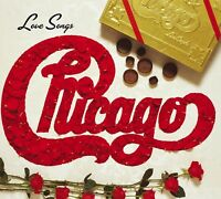 CHICAGO - LOVE SONGS CD ~ IF YOU LEAVE ME NOW~LOOK AWAY~CALL ON ME +++++ *NEW*