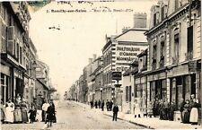 CPA ROMILLY-SUR-SEINE - Rue de la Boule d'Or (179108)