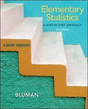 Elementary Statistics by Allan G Bluman