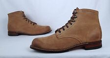 NEW!! Wolverine '1000 Mile' Boot- Light Brown- Size 12 D  (BB3)
