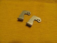 (2) Tamiya Clodbuster / Bullhead Galvanized Steel B-11 anti rotation brackets