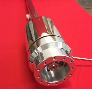 BILLET WORKS STEERING COLUMN TO SUIT EARLY CLASSIC MINI - SINGLE STALK