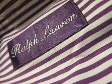 Ralph Lauren Purple Label dress shirt, made in Italy