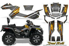 CAN-AM OUTLANDER MAX 500 650 800R GRAPHICS KIT CREATORX DECALS STICKERS SBS