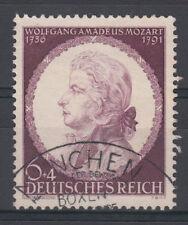 Echte gestempelte Briefmarken aus dem Deutschen Reich (bis 1945)