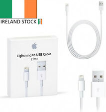 Genuine Apple iPhone USB Lightning Cable 5/5C/5S/6/6S/6+/6S+/7/7+/8/8+/X/XR/XS