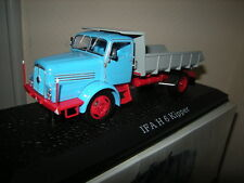 1:43 Atlas IFA H 6 Kipper hellblau/light blue VP