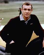 Sean Connery James Bond 007 8x10 Photo 011