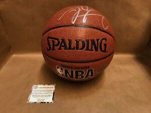 Dennis Rodman Autographed Signed NBA Spalding Basketball w/ Schwartz COA