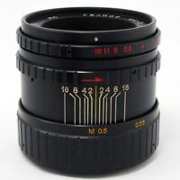 Helios 44-3 MC  2/58mm vintage lens USSR for Canon, Sony, Nikon, Zenit EXC