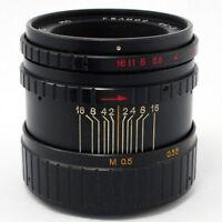 Helios 44-3 MC  2/58 Lens Russian For Canon, Leica, Sony, Nikon, Zenit mount M42