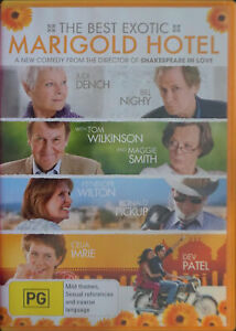 The Best Exotic Marigold Hotel (DVD, 2012)