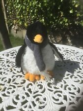 Penguin Teddy Ultra Soft And Cuddles