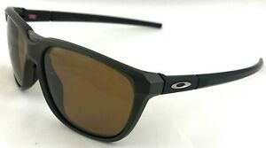Oakley Anorak - Matte Olive with Prizm Tungsten Polarized Lens - OO9420-07