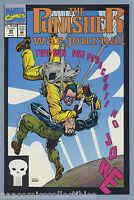 Punisher War Journal #38 1992 Chuck Dixon Ron Wagner Marvel Comics