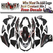 Fairings For Kawasaki Z1000 10 11 12 13 ABS Fairing Kit Bodywork Flat Black New
