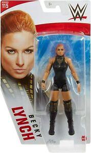 WWE WRESTLING FIGURE MATTEL BECKY LYNCH #115 BOXED BRAND NEW DIVAS