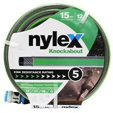 Nylex 12mm x 15m Knockabout Garden Hose