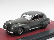Matrix 1939 Alfa Romeo 6C Berlinetta Sport by Carrozzeria Castagna 1/43