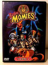 "DVD dessin animé ""Turbo Momies"""