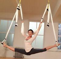 Decompression Inversion Therapy Anti-Gravity Yoga Aerial Swing Hammock Home Gym