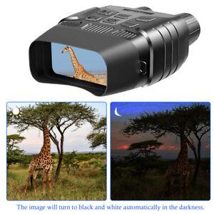 2.31'' HD IR Night Vision Binoculars Infrared Hunting Camping Hiking Telescope