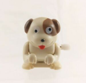 """Hans Wind-up Puppy Dog Figurine 1.75"""" Tall **AS IS - NOT WORKING**"""