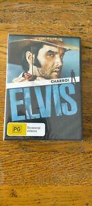 Charro (Elvis Presley Barbara Werle) New Region 4 DVD NEW SEALED