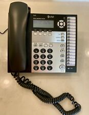 Atampt Small Business System 1040 4 Line Phone