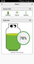 GAS Inhaltsanzeige Bluetooth für Propan GAS Flaschen Gasanzeige MOPEKA