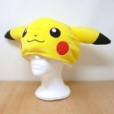 Official Pokemon Banpresto 2020 - Pikachu Hat Cap Plush Soft Toy Japan Import