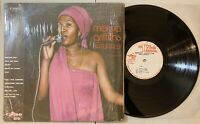 Marcia Griffiths - Naturally LP High Note Reggae Rocksteady G+/VG