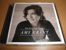 AMY GRANT cd HOW MERCY LOOKS vince gill james taylor sheryl crow carole king