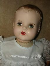 1940's Schilling Talking Baby Doll, non working
