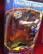 "Dragon Ball Z Collector's Edition Goku 9"" Figure Irwin Toys"