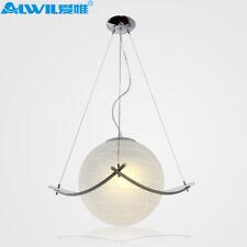 LED Glass Ceiling Light Fixtures Pendant Lamp Lighting Bedroom Chandelier Bulbs
