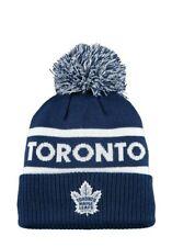 2019 Toronto Maple Leafs Adidas NHL Knit Hat Cuffed Pom Beanie Adult  (29)