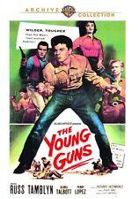 YOUNG GUNS - (1956 Russ Tamblyn) Region Free DVD - Sealed