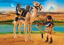 Playmobil 5389 Egyptian Camel fighters pharoah egyptian palm NEW BOXED Worldwide