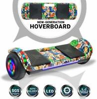 6.5'' Self Balancing Scooter Electric Hoverboard Bluethooth LED UL2272 Certified