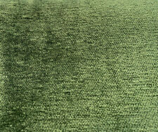 Soft Chenille Cuddle Green Verde Upholstery Fabric By The Yard