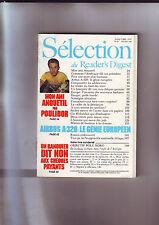 Selection Du Reader's Digest N° 497 : Juillet 1988