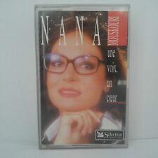 Nana Mouskouri - Une voix, un cœur (Cassette Audio - K7 - Tape)