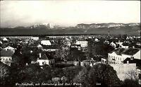 Neustadt Niederösterreich s/w AK ~1950/60 gelaufen Schneeberg Hohe Wand