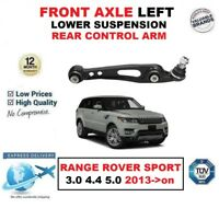 ESSIEU AVANT GAUCHE INFÉRIEUR Arrière Bras de commande pour Range Rover Sport