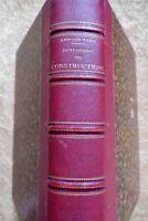 Rendu Code Perrin, ou Dictionnaire des constructions et de la contiguïté. 1864
