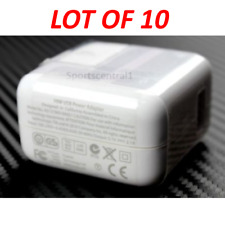 10W USB Power Adapter Wall Charger For iPhone X / 7 / 8 / 6 XS XR 6S PLUS 5S 5C