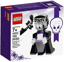 LEGO Seasonal Halloween - 40203 Vampir und Fledermaus - Exclusive - Neu & OVP